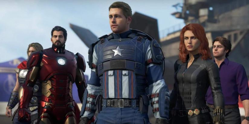 Marvel's Avengers devient la bêta la plus téléchargée sur PlayStation