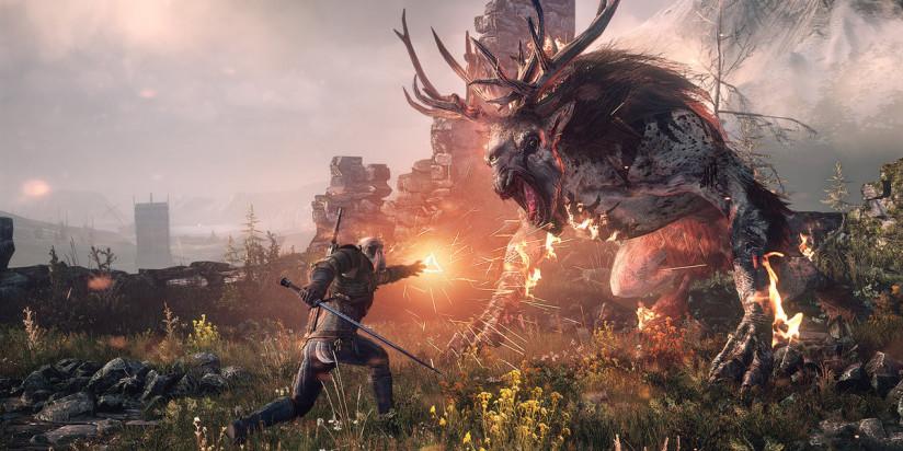 Une version next-gen pour The Witcher 3
