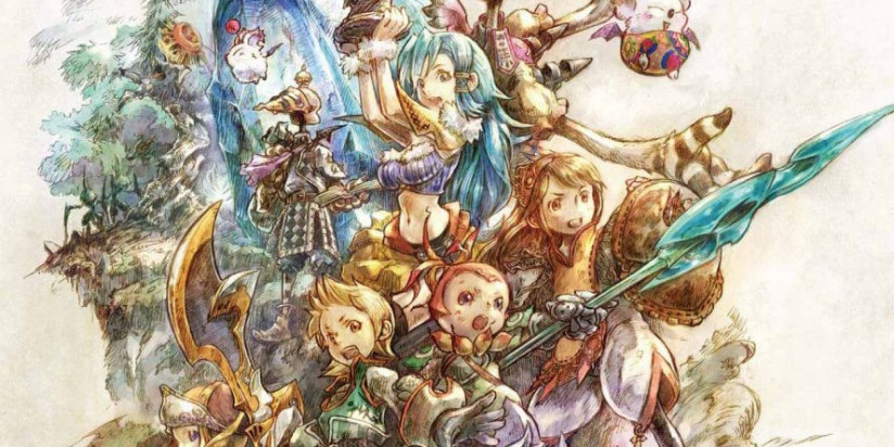 [Test] Final Fantasy Crystal Chronicles Remastered Edition