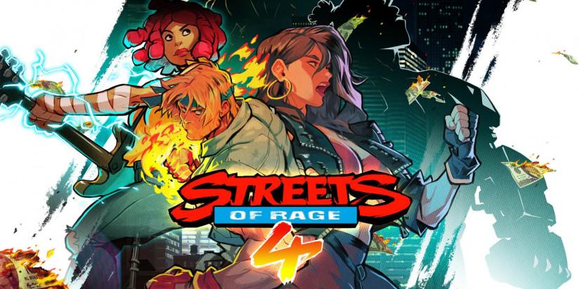 Streets of Rage 4 : la nouvelle MàJ pour fêter les bons chiffres