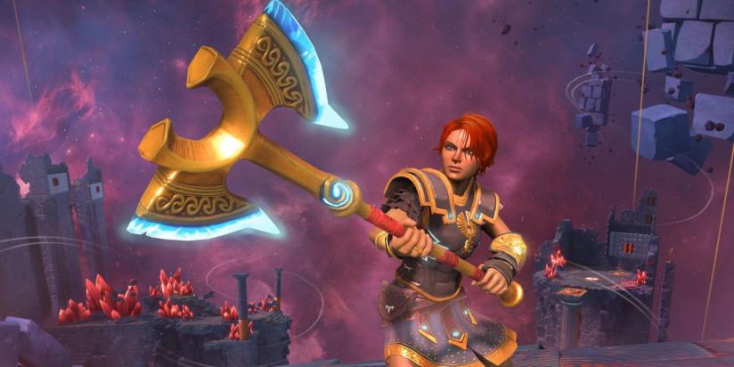 Un peu de gameplay pour Immortals Fenyx Rising