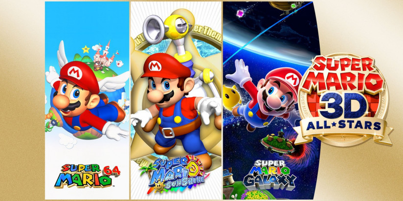 [Test] Super Mario 3D All-Stars