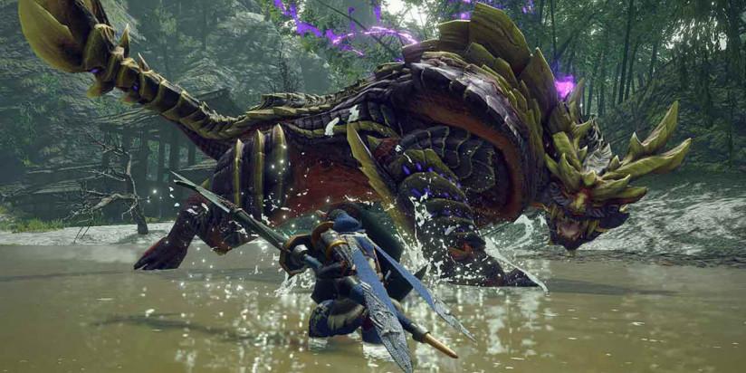 Monster Hunter Rise annoncé sur Nintendo Switch
