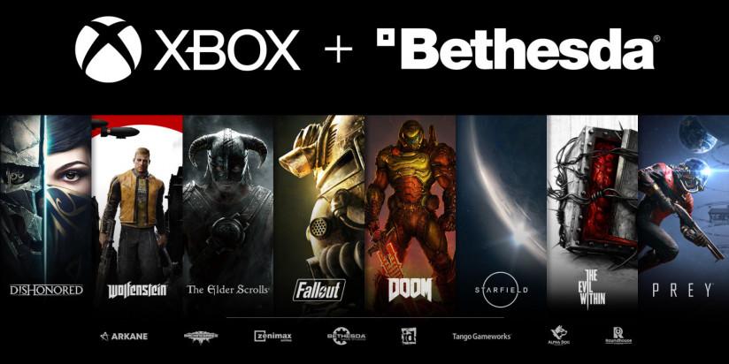 Microsoft s'offre Bethesda / Zenimax (Fallout, Doom, The Elder Scrolls, Dishonored...)