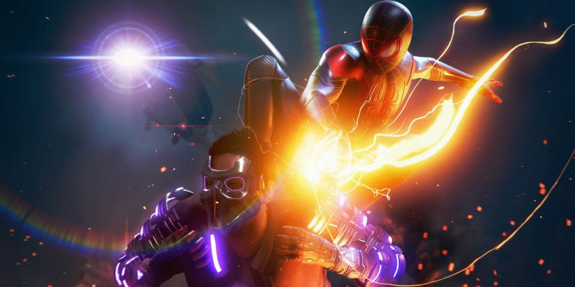 Spider-Man : Miles Morales - Ultimate Edition dévoile son poids