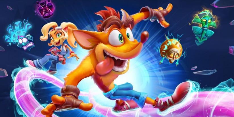 Crash Bandicoot 4 : le trailer de lancement est disponible