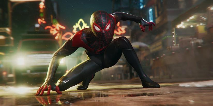 Pas de mise à niveau gratuite PS5 pour Spider-Man