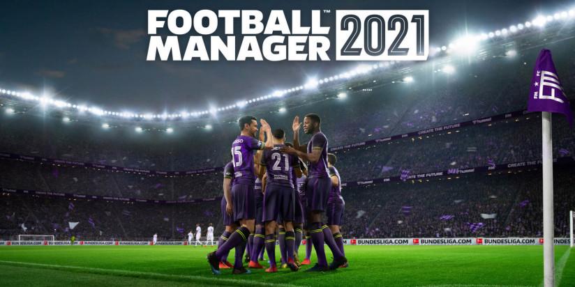 Football Manager 2021 annoncé et daté