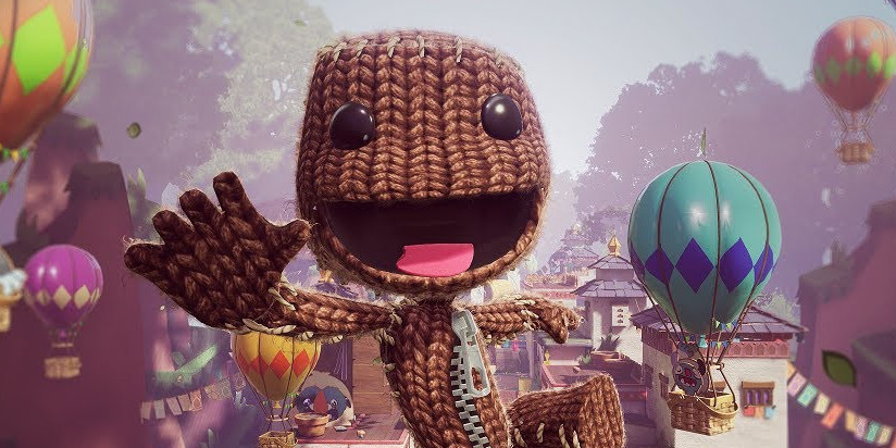 Sackboy : A Big Adventure se montre