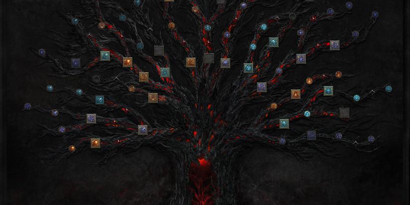 Diablo IV : des informations sur les compétences