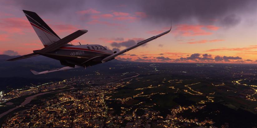 Flight Simulator en VR : la bêta ouvre ses inscriptions