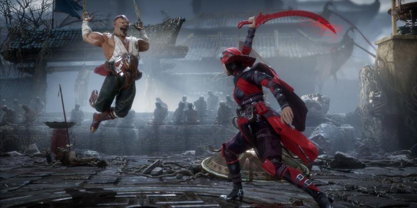Plus de 8 millions de Mortal Kombat 11