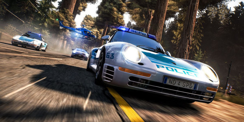 Un remaster pour Need for Speed : Hot Pursuit