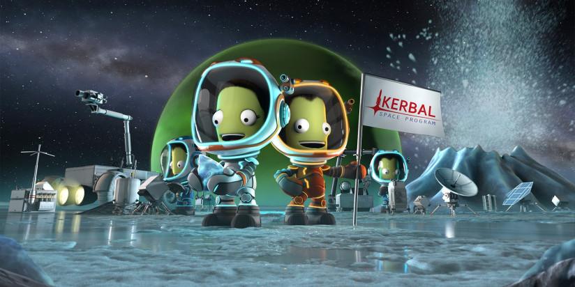 Kerbal Space Program : la mise à jour Shared Horizons de sortie sur consoles