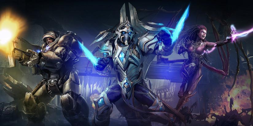 StarCraft : Blizzard se concentre sur le futur