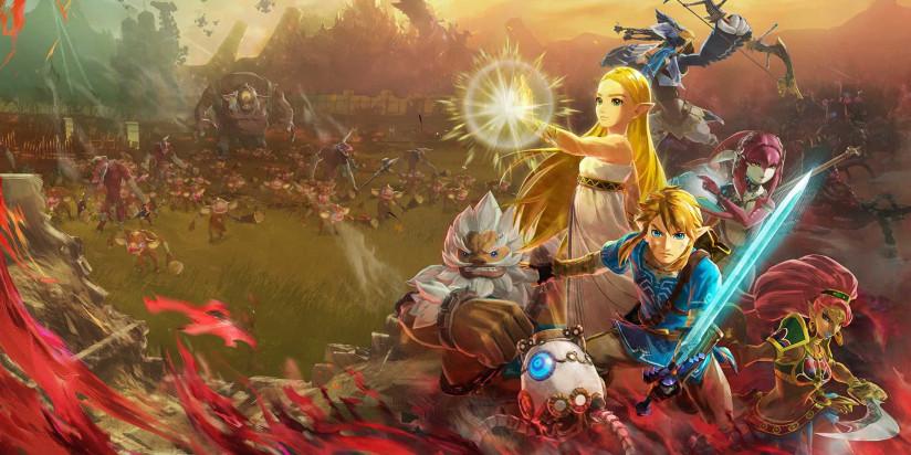 Hyrule Warriors : un nouveau trailer pour L'Ère du Fléau