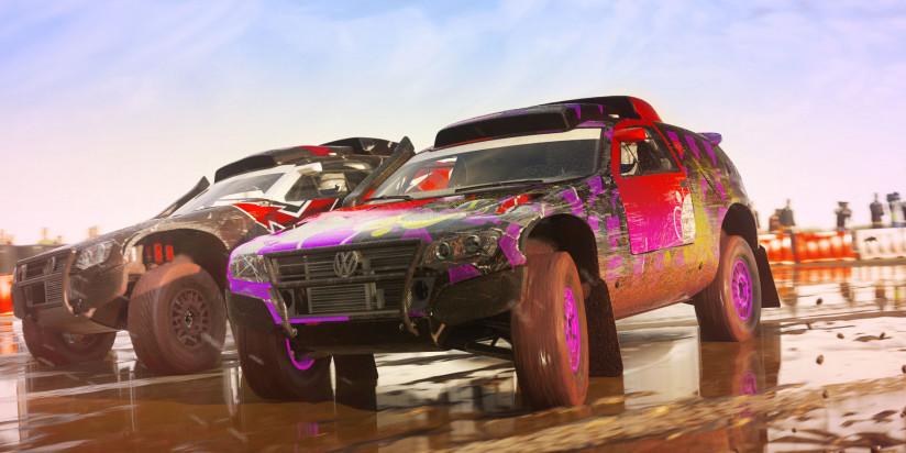 DiRT 5 : le trailer pour la Xbox Series X