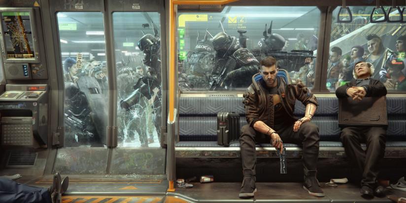 Cyberpunk 2077 : une présentation sur la synchronisation labiale