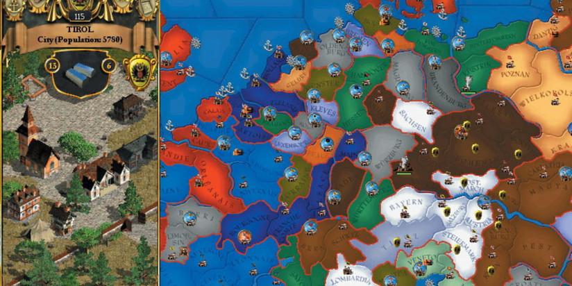Europa Universalis 2 temporairement gratuit sur GOG
