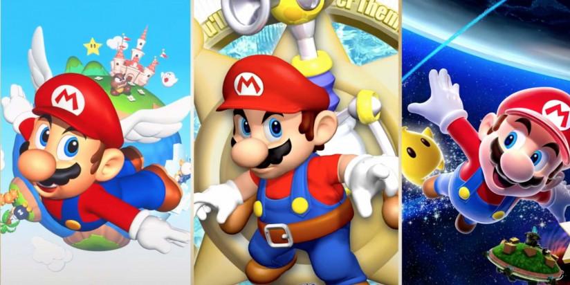 Super Mario 3D All-Stars : une mise à jour pour l'axe des caméras