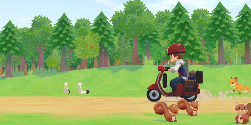 Story of Seasons : Pioneer of Olive Town s'annonce chez nous