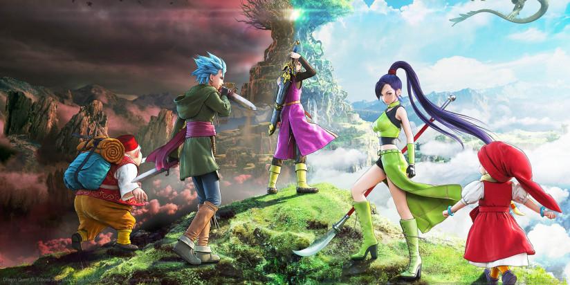 Des annonces en 2021 pour Dragon Quest