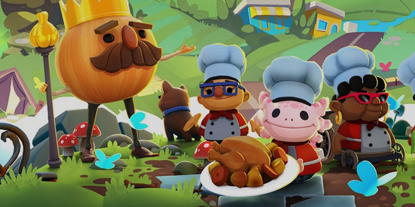 Overcooked! All You Can Eat en physique sur next-gen