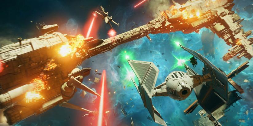 Pas de nouveau jeu Star Wars chez EA Motive