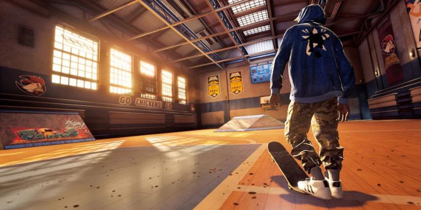 Un peu de Crash Bandicoot dans Tony Hawk's Pro Skater 1+2