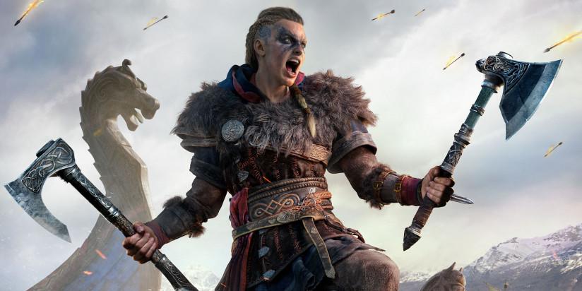 AC Valhalla : deux fois plus de joueurs au lancement que pour Odyssey