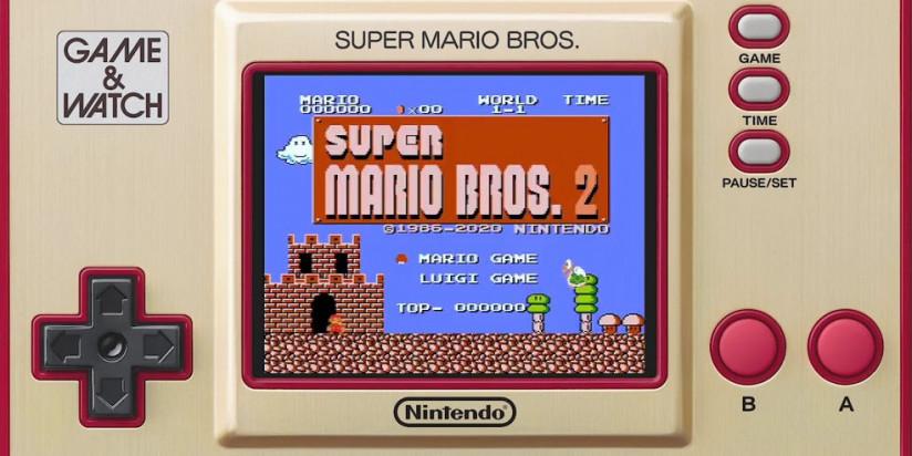 Que vaut la Game & Watch : Super Mario Bros ?