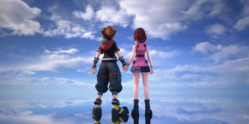 Une petite pause pour Kingdom Hearts