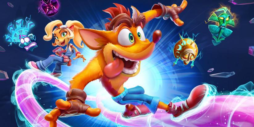 Crash Bandicoot 4 : It's About Time dévoile ses ventes numériques