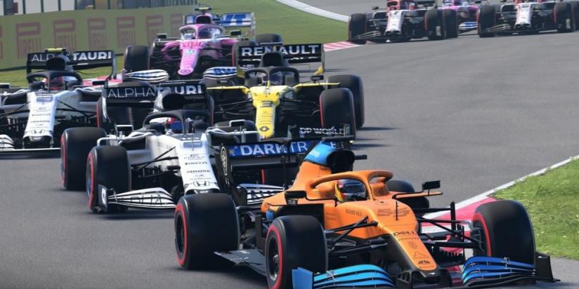 F1 2020 s'offre une démo sur PS4 et Xbox One