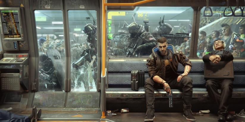Cyberpunk 2077 : son mode photo dévoilé !