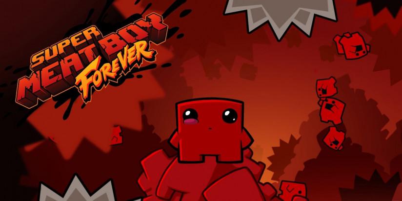 Super Meat Boy Forever : la date de sortie, enfin !