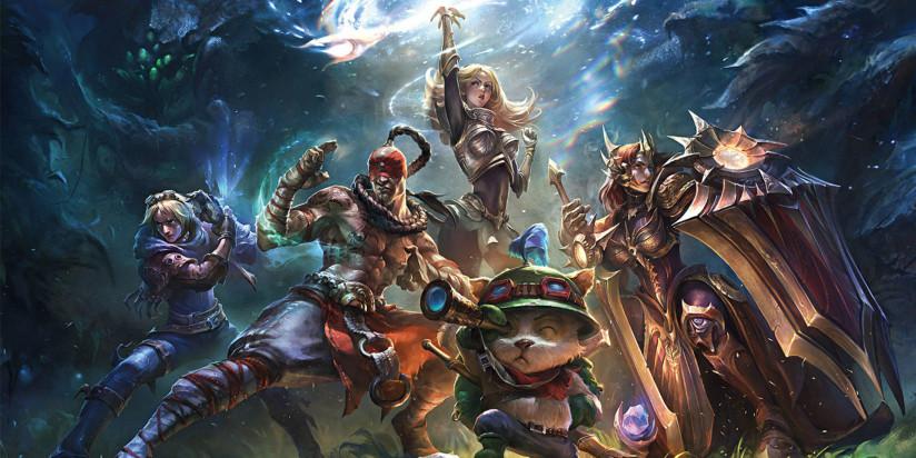 Riot développe un MMO League of Legends