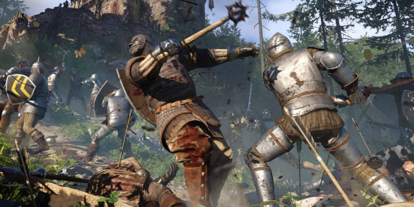 Kingdom Come : Deliverance aussi sur Switch ?