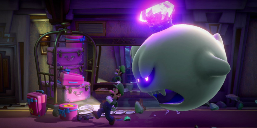 Nintendo s'offre Next Level Games (Luigi's Mansion 3)