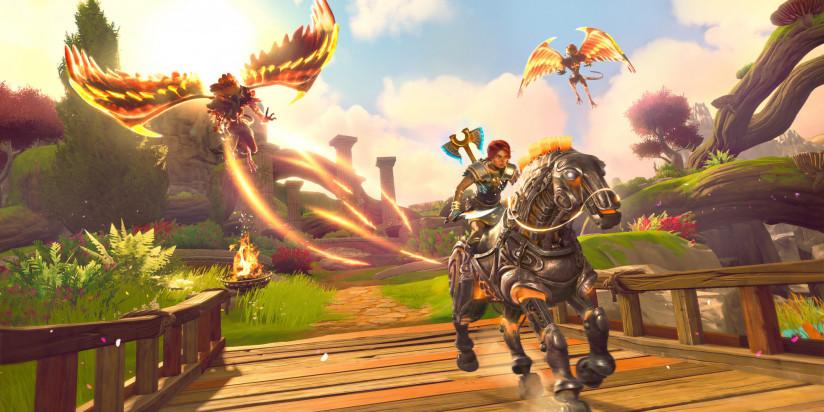 Immortals Fenyx Rising : les dates de sortie des DLC en fuite