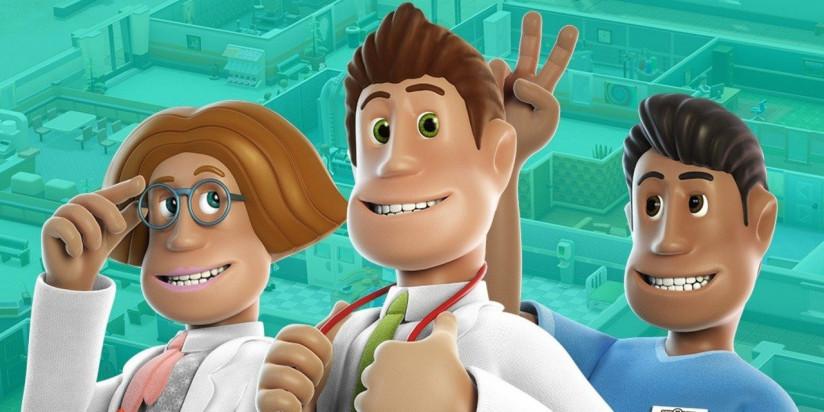 Two Point Hospital : une Jumbo Edition annoncée sur consoles