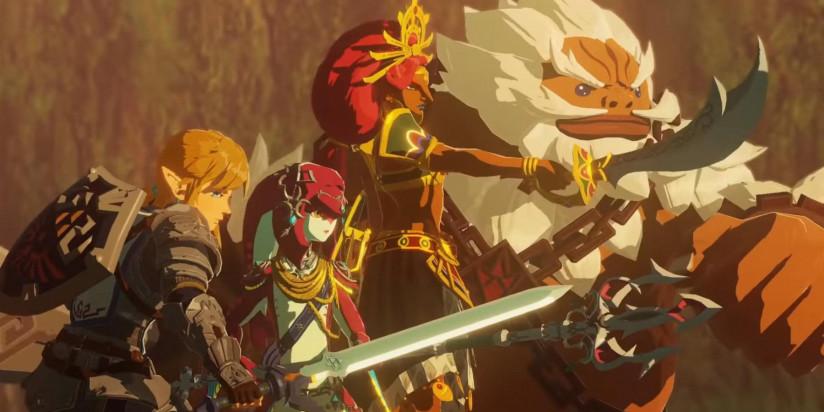 Hyrule Warriors : l'Ère du Fléau : le point sur les ventes
