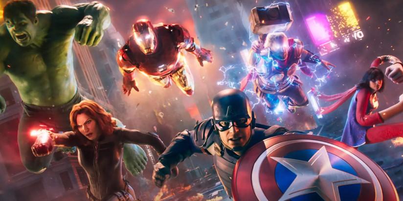 Marvel's Avengers : Hawkeye bientôt présenté