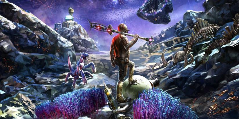 The Outer Worlds : une date de sortie Switch pour Péril sur Gorgone