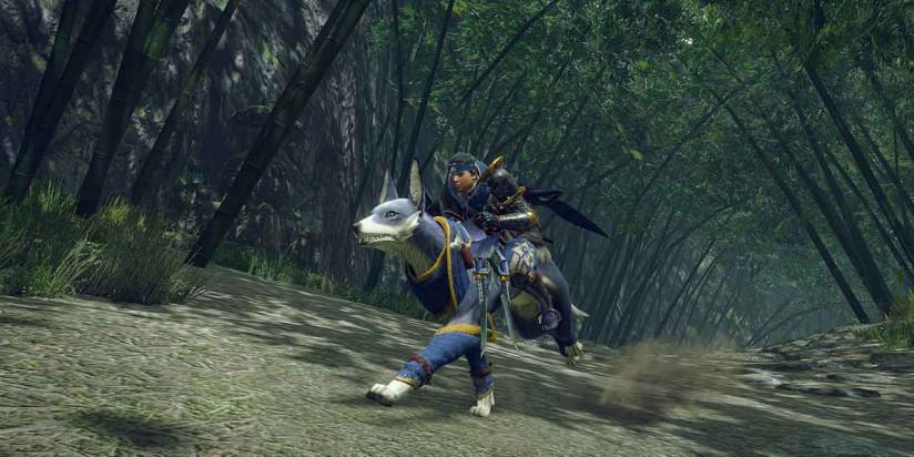 Démo de Monster Hunter Rise : les armes préférées des joueurs révélées