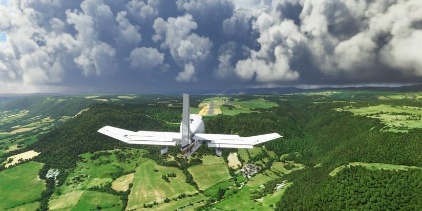 Microsoft Flight Simulator : Le Royaume-Uni et l'Irlande à l'honneur