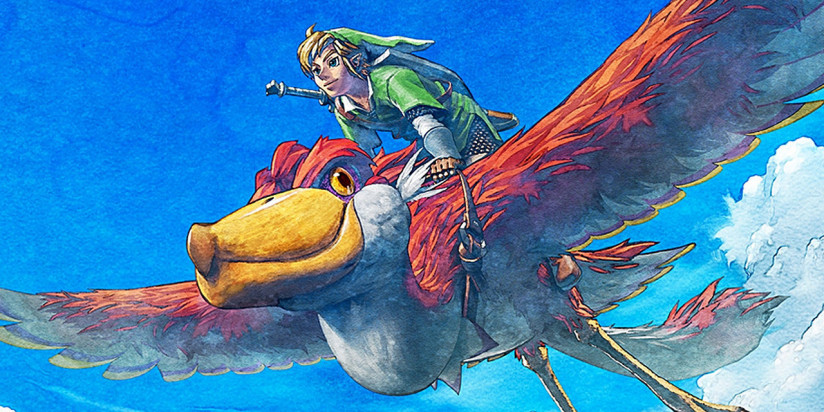 Zelda Skyward Sword en HD sur Switch
