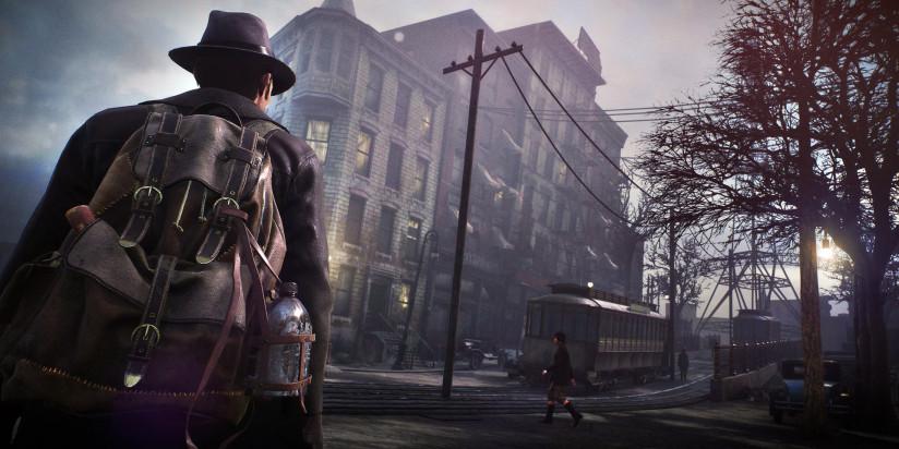 The Sinking City de sortie sur PS5