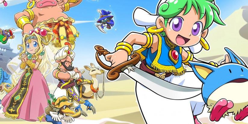 Wonder Boy : Asha in Monster World daté sur consoles