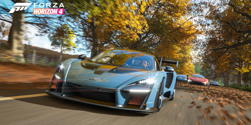 Forza Horizon 4 lance son DLC Hot Wheels Legends